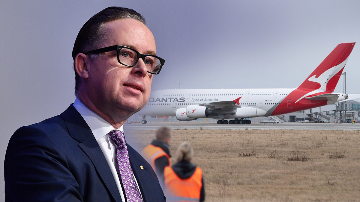Qantas cuts 6.000 jobs and grounds 100 aircrafts 1