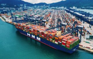 HMM only container carrier not cutting capacity 8