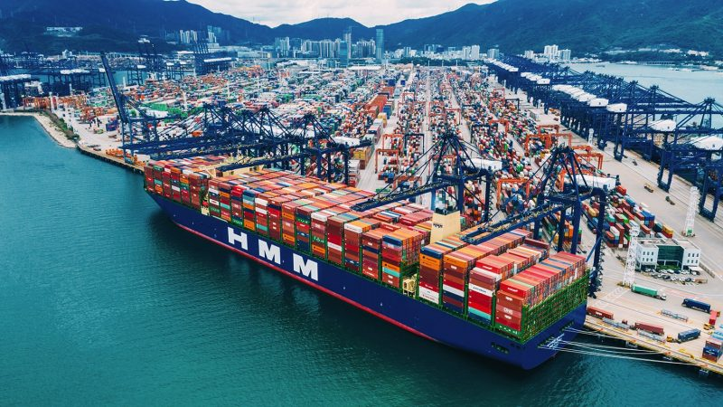 HMM only container carrier not cutting capacity 1
