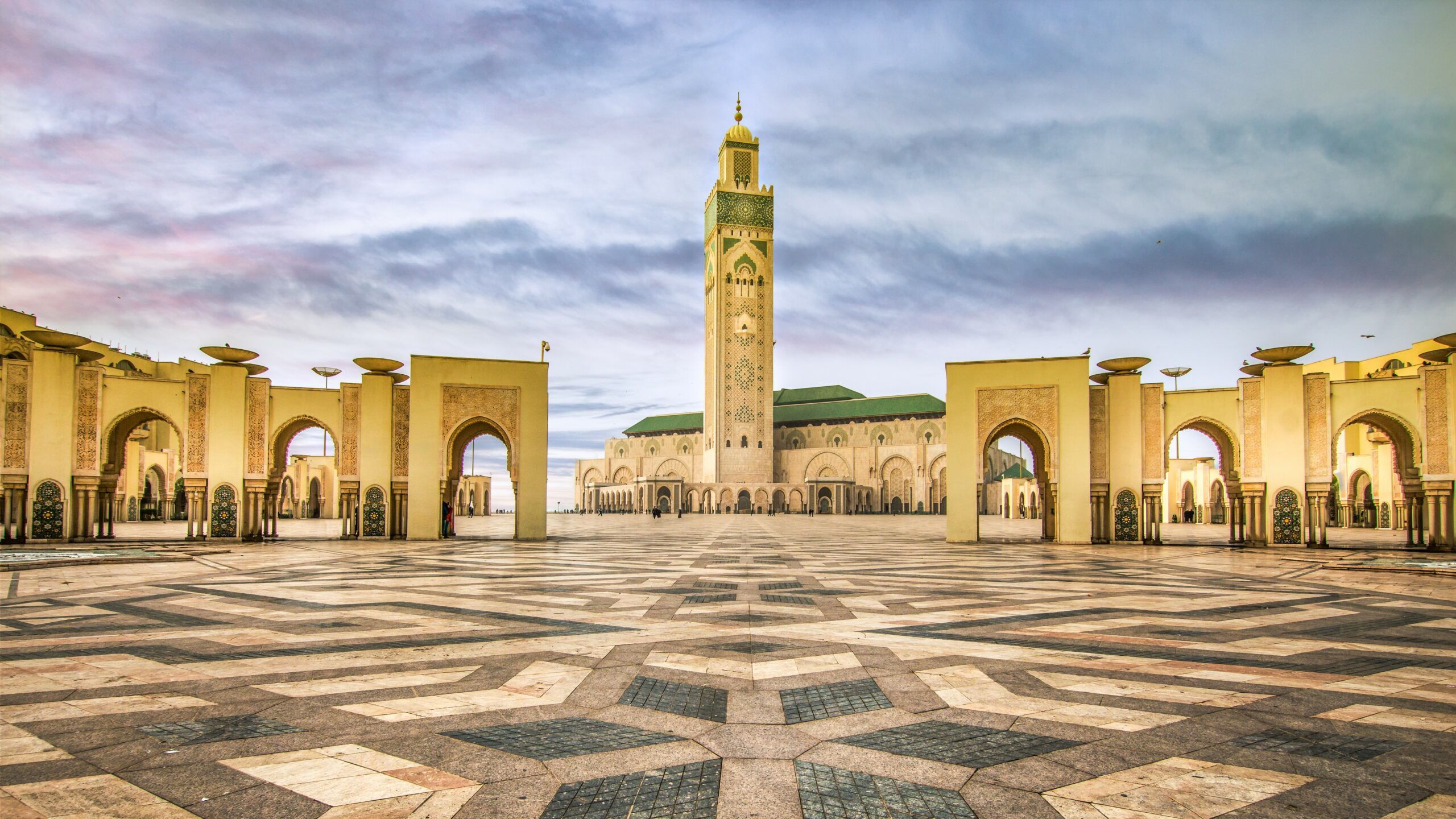 The Atlas Logistic Network is linking Casablanca, Morocco 1