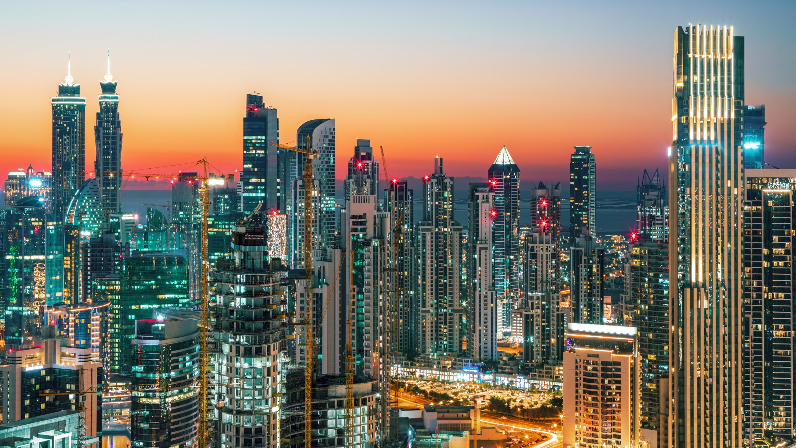 The Atlas Logistic Network is linking Dubai, United Arab Emirates to the world 1