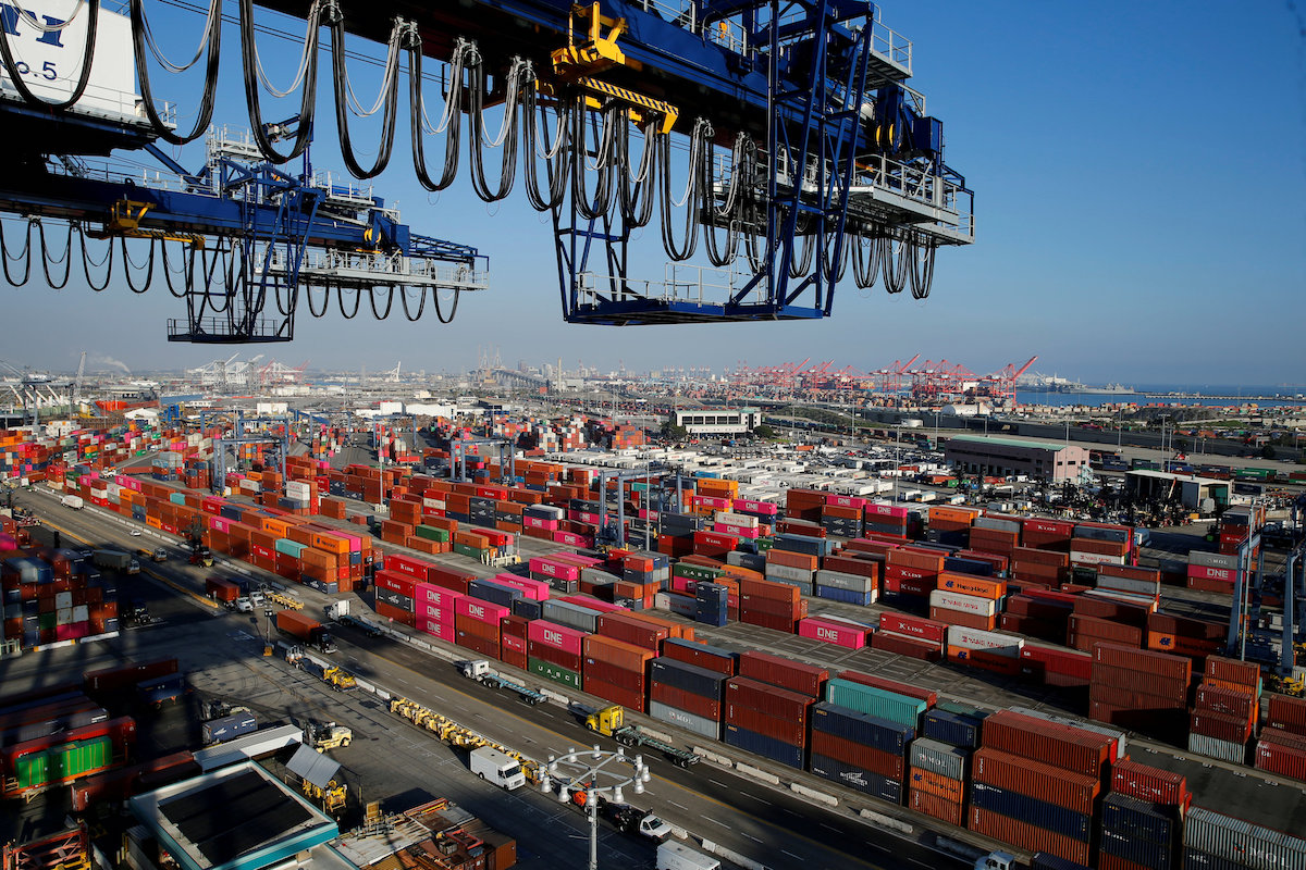US East and West coast battle for Asian container volumes 1