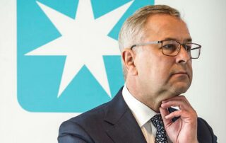 Maersk teams up with zero-emissions global task-force 4