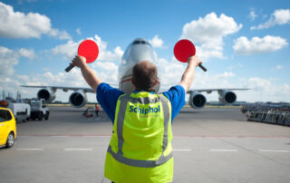 Schiphol encounters total cargo volumes down with 14.5% 6