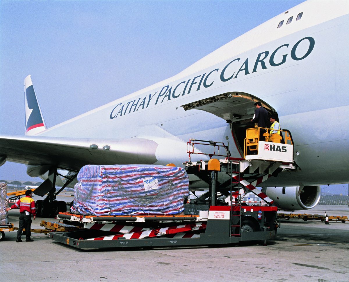 Cathay Pacific Cargo changes management team 1