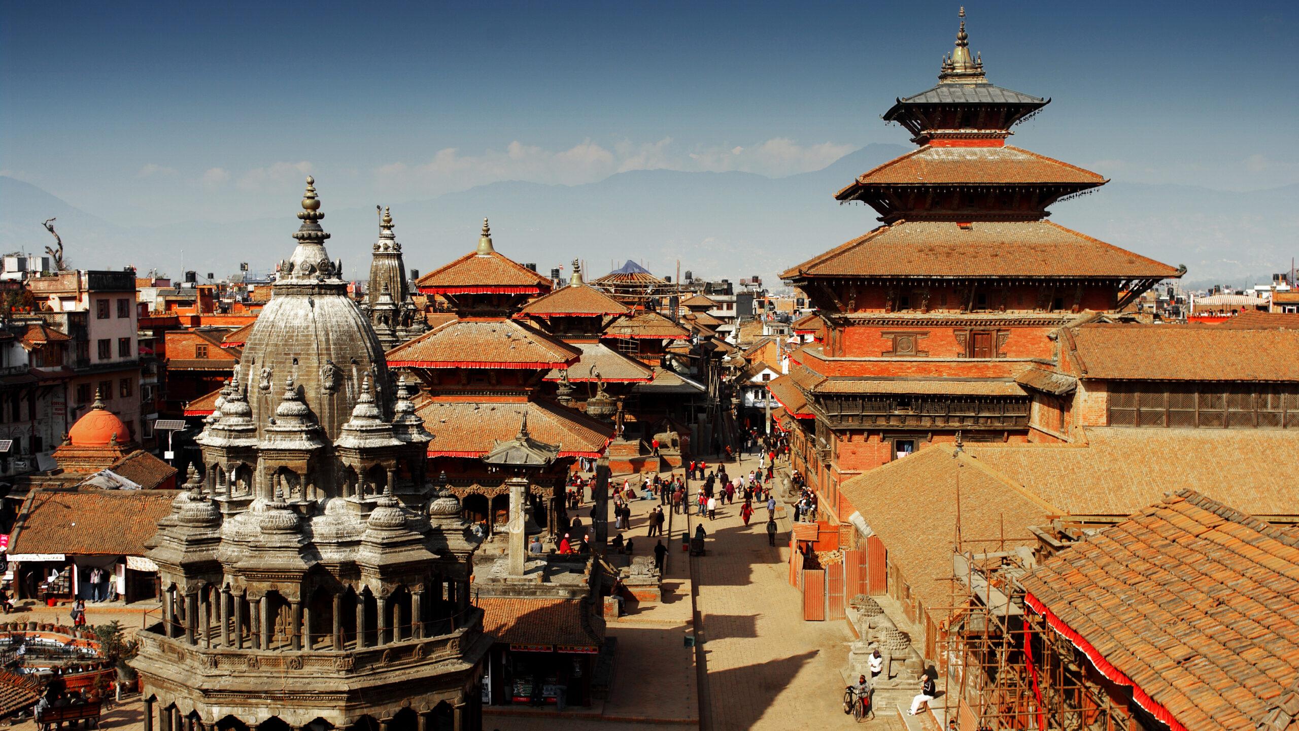 The Atlas Logistic Network is linking Kathmandu, Nepal to the world 1