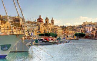 The Atlas Logistic Network is linking La Valetta, Malta to the world 6