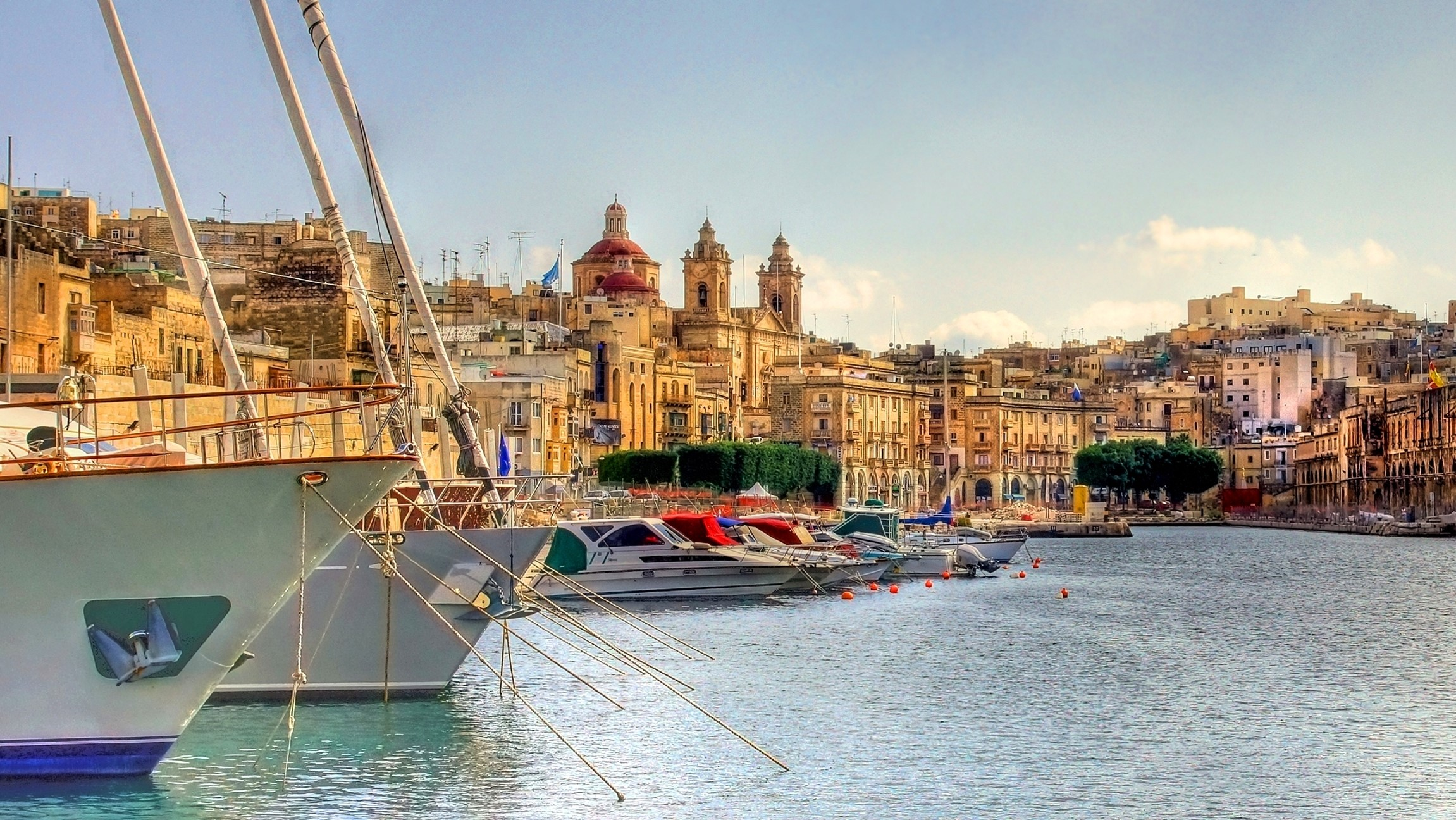 The Atlas Logistic Network is linking La Valetta, Malta to the world 1