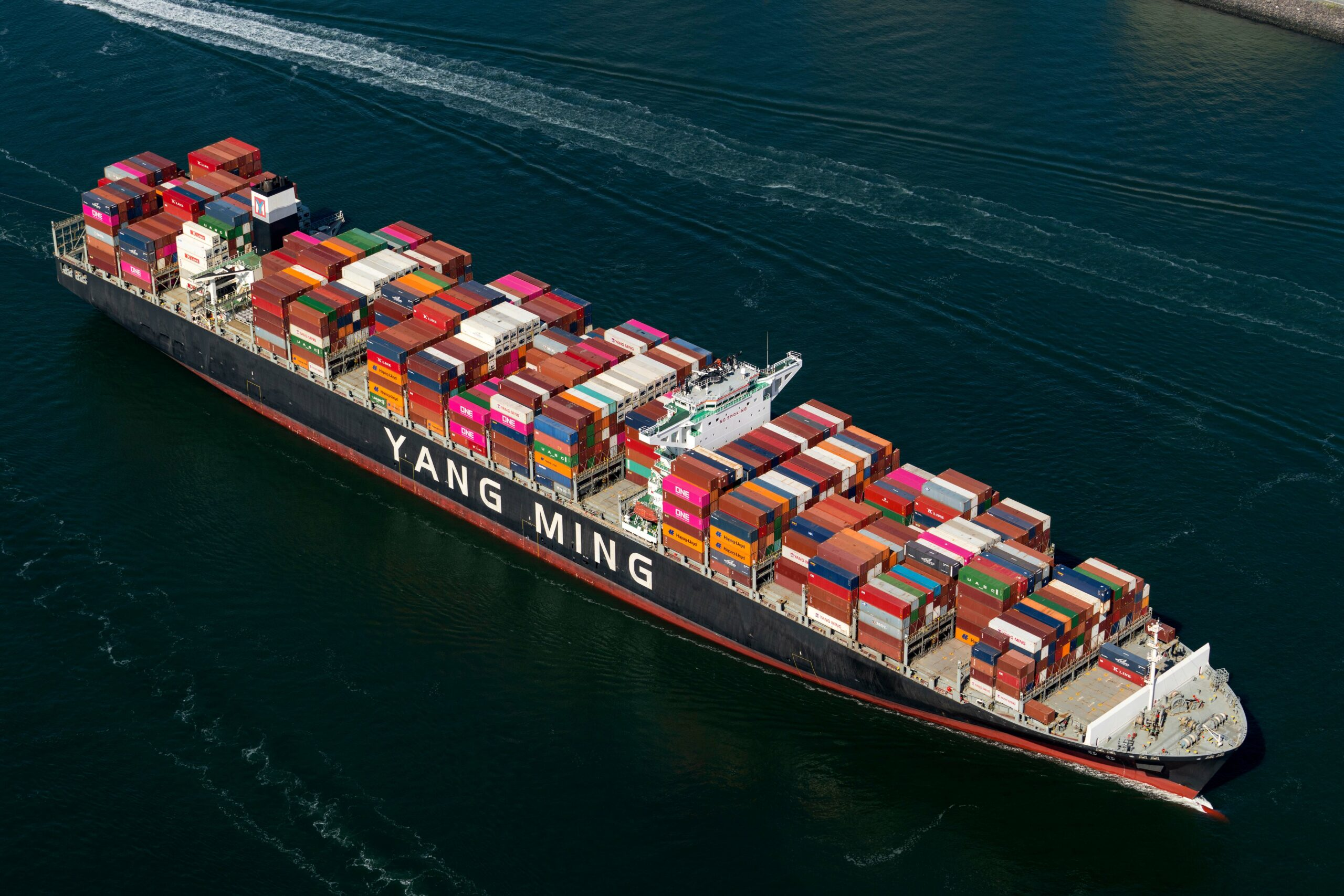 Yang Ming announces operating profit of $ 18 million during H1 2020 1
