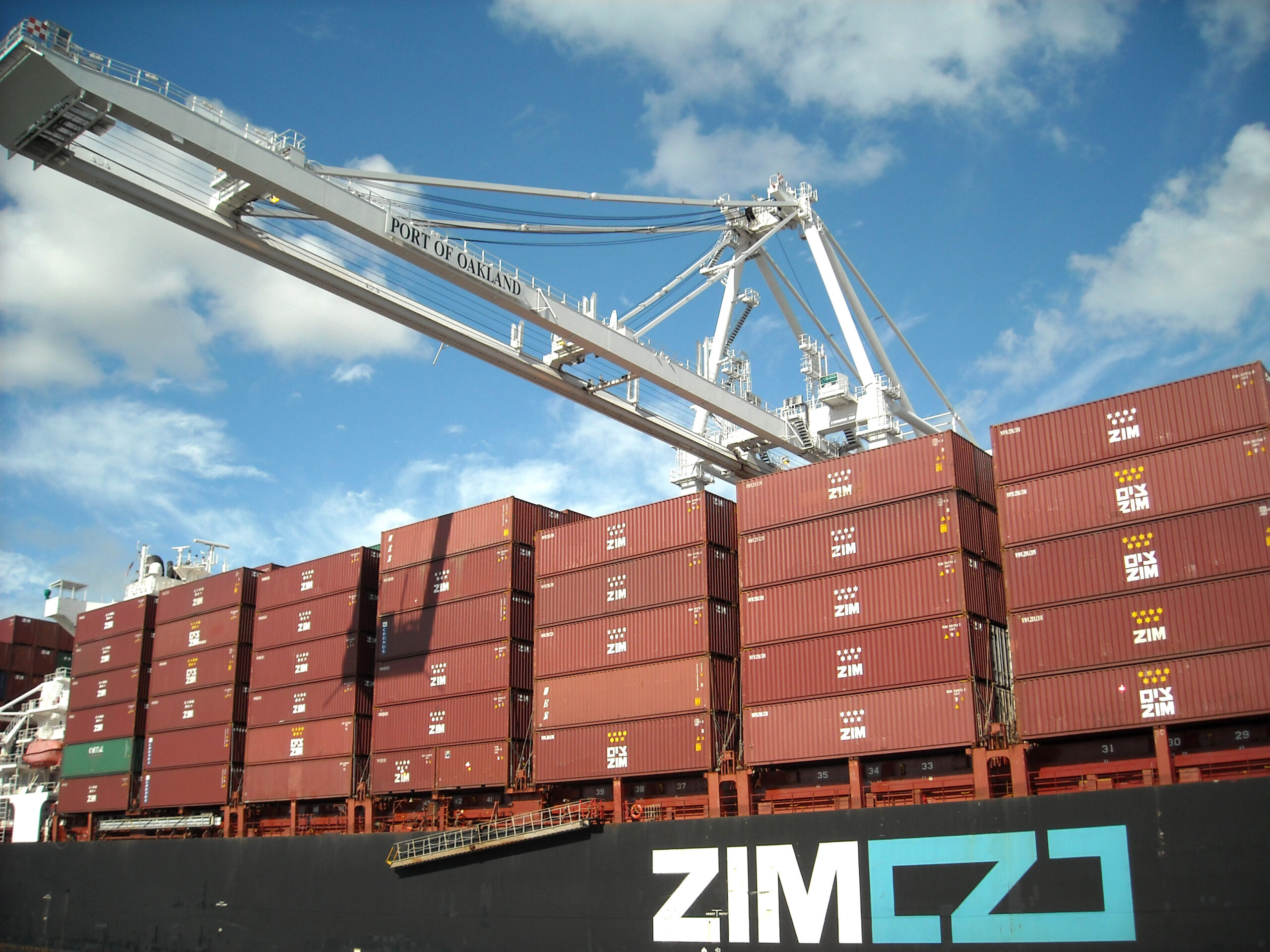 ZIM introduces artificial intelligence to wipe out mis declaration of shipments 1