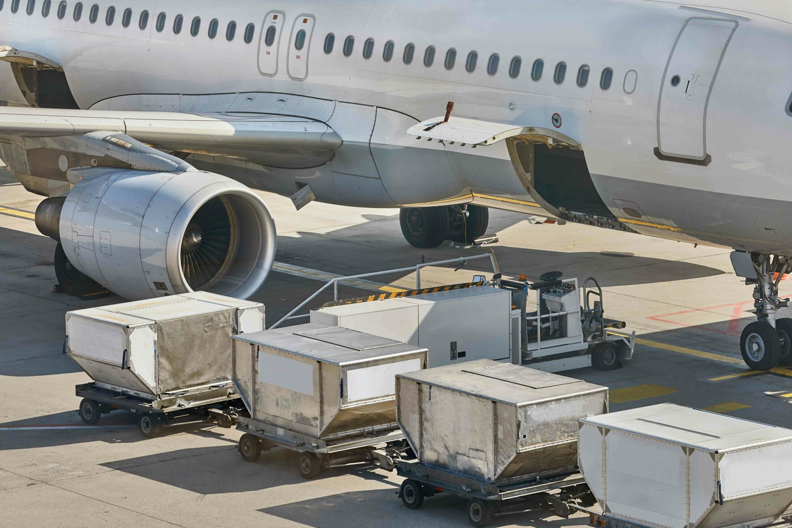 Airlines change policy from passenger to cargo in Q2 1