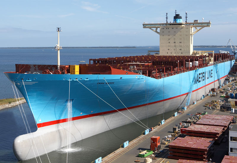 Idle box fleet volume under 1 million teu 1