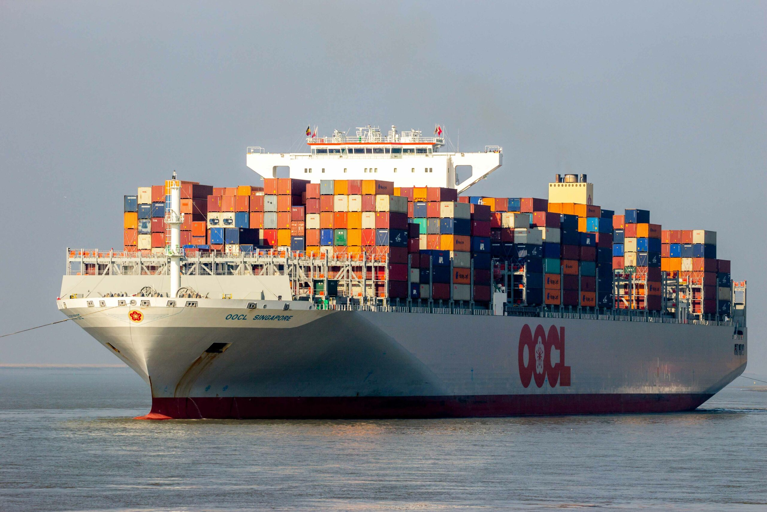 OOCL reports $ 102 million for H1 2020 1