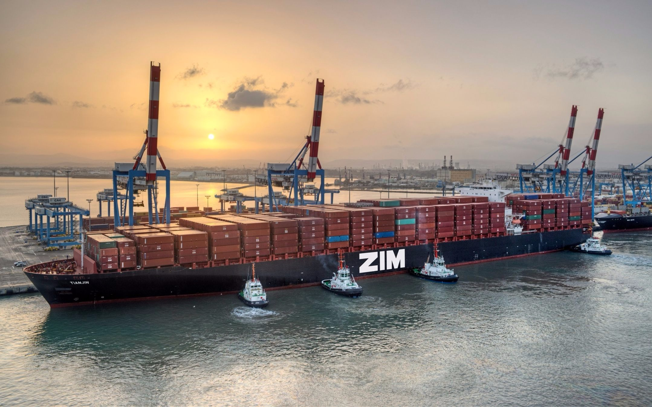 ZIM Shipping Line targeting to go public early 2021 1