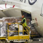 International airfreight envisaging chaotic peak season 1