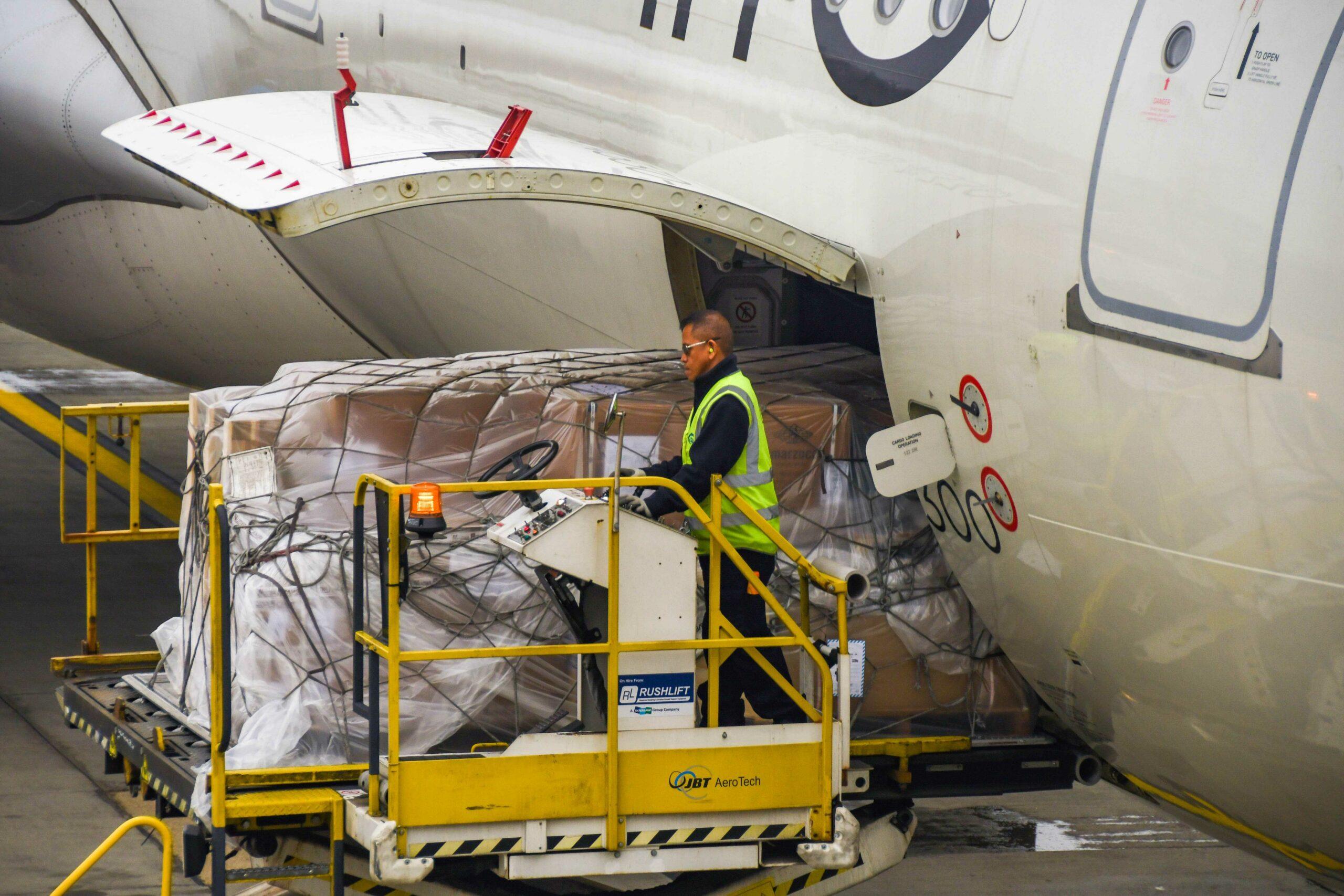 International airfreight envisaging chaotic peak season 1