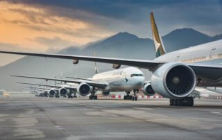 Hong Kong's Cathay Pacific looking for survival during Covid-19 2