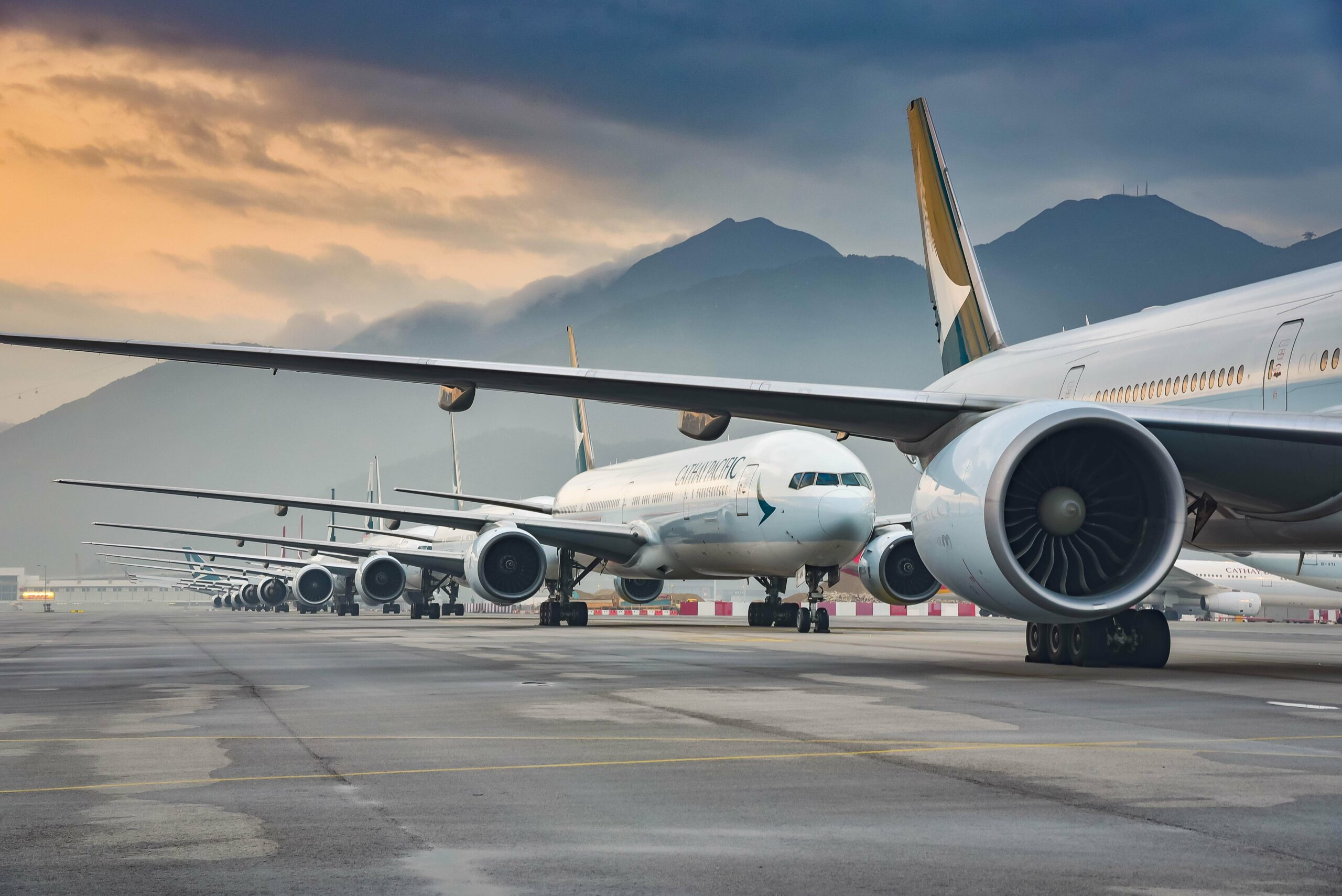 Hong Kong's Cathay Pacific looking for survival during Covid-19 1