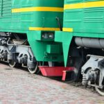 New multimodal rail service launced between Kaliningrad and Hamburg. 3