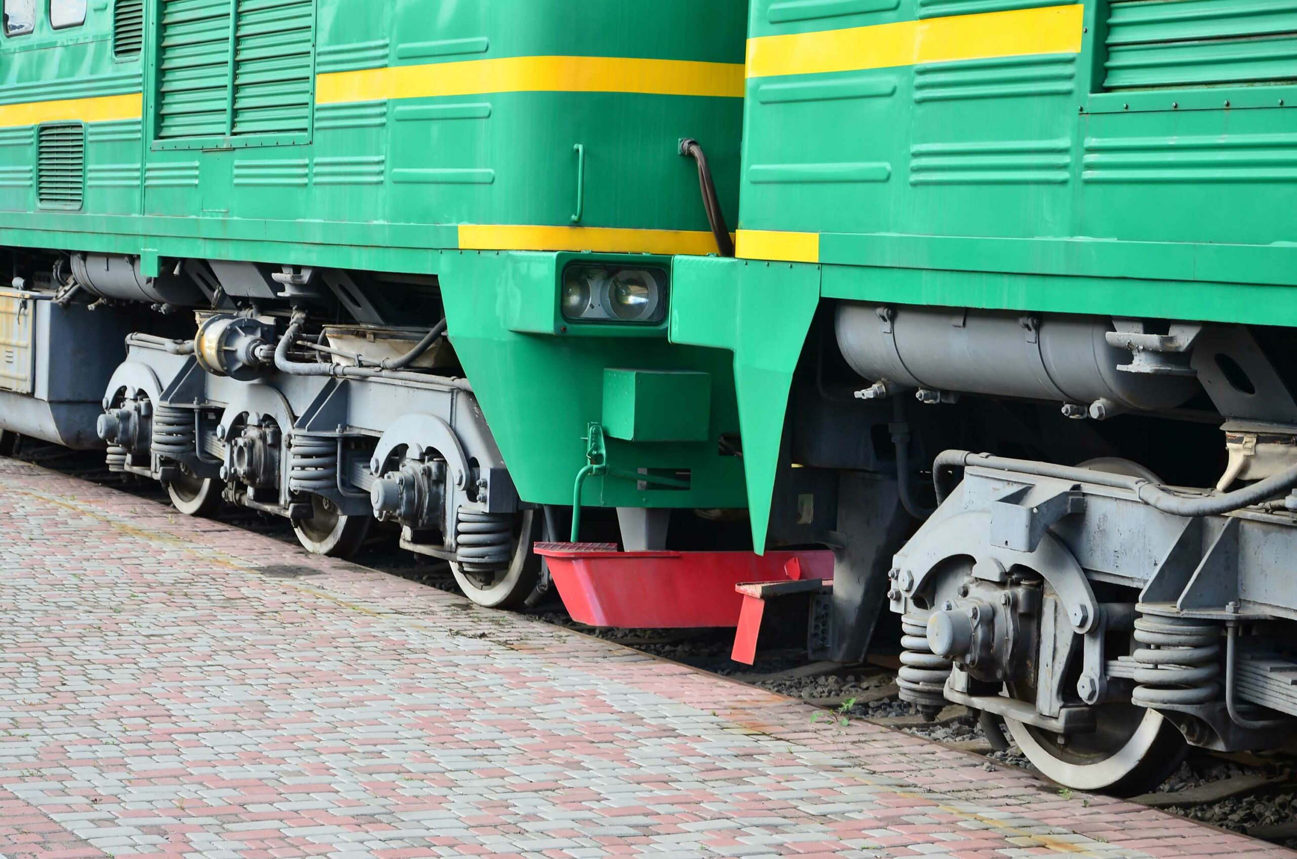 New multimodal rail service launced between Kaliningrad and Hamburg. 1