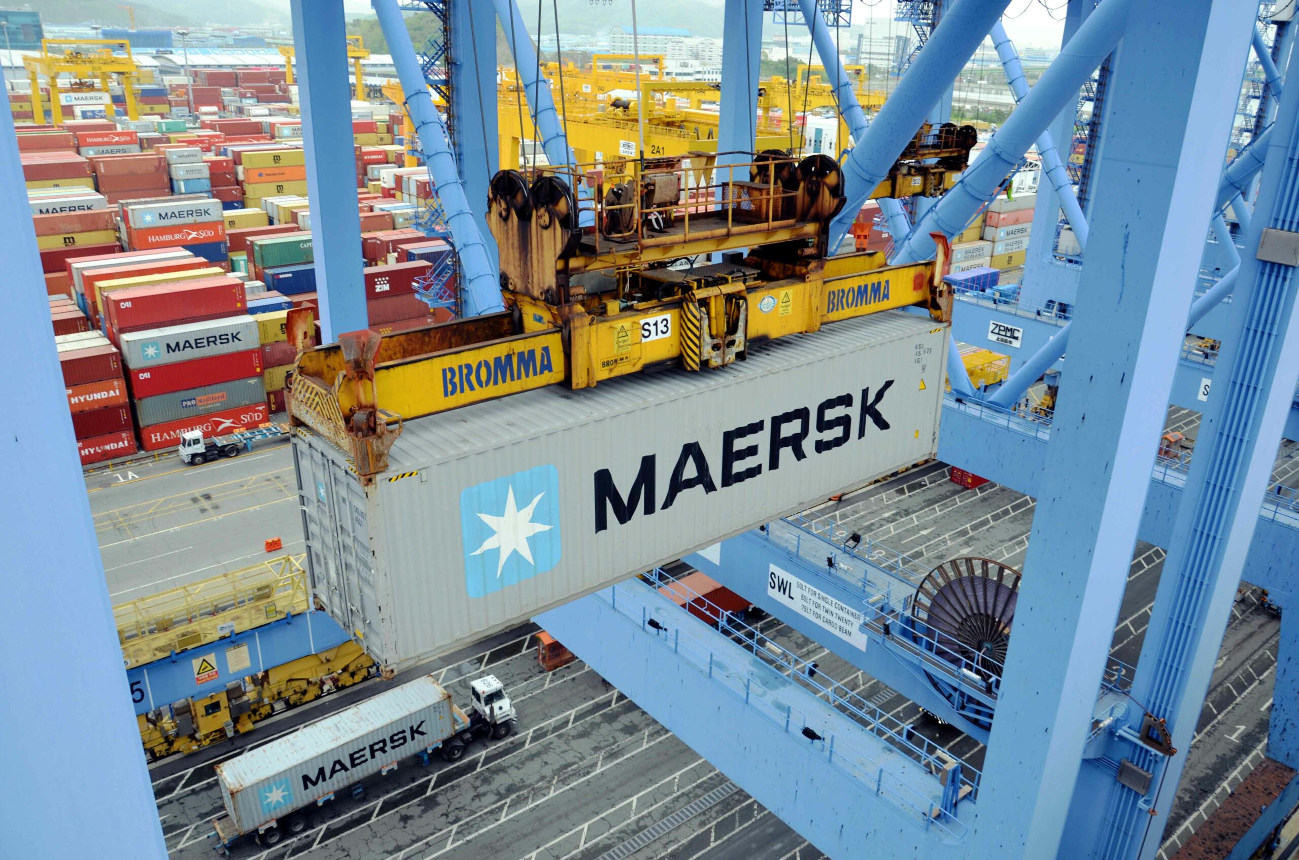 Maersk makes strategical changes while rebranding Damco and Safmarine 1