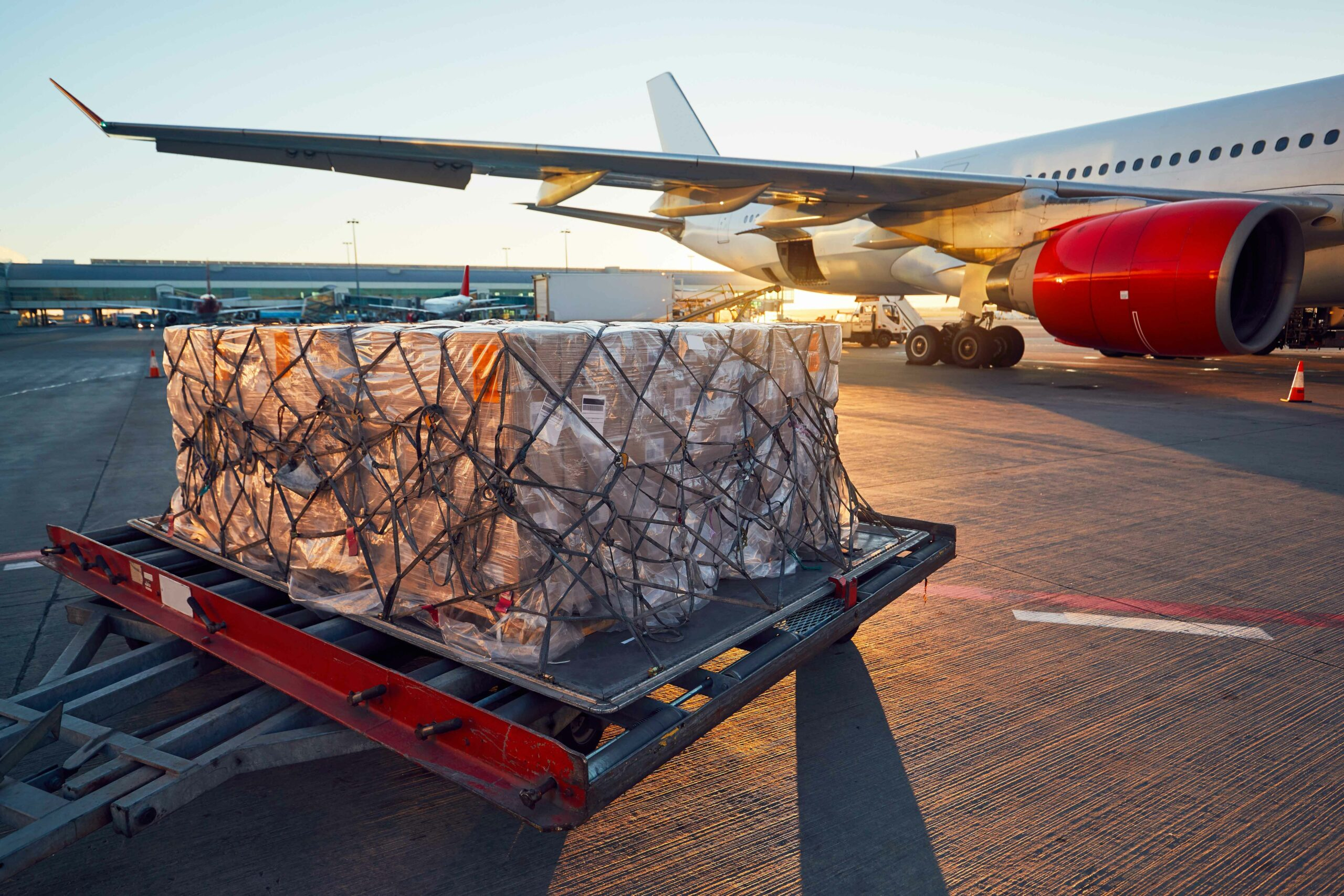 Air cargo demand remains stable during July 1
