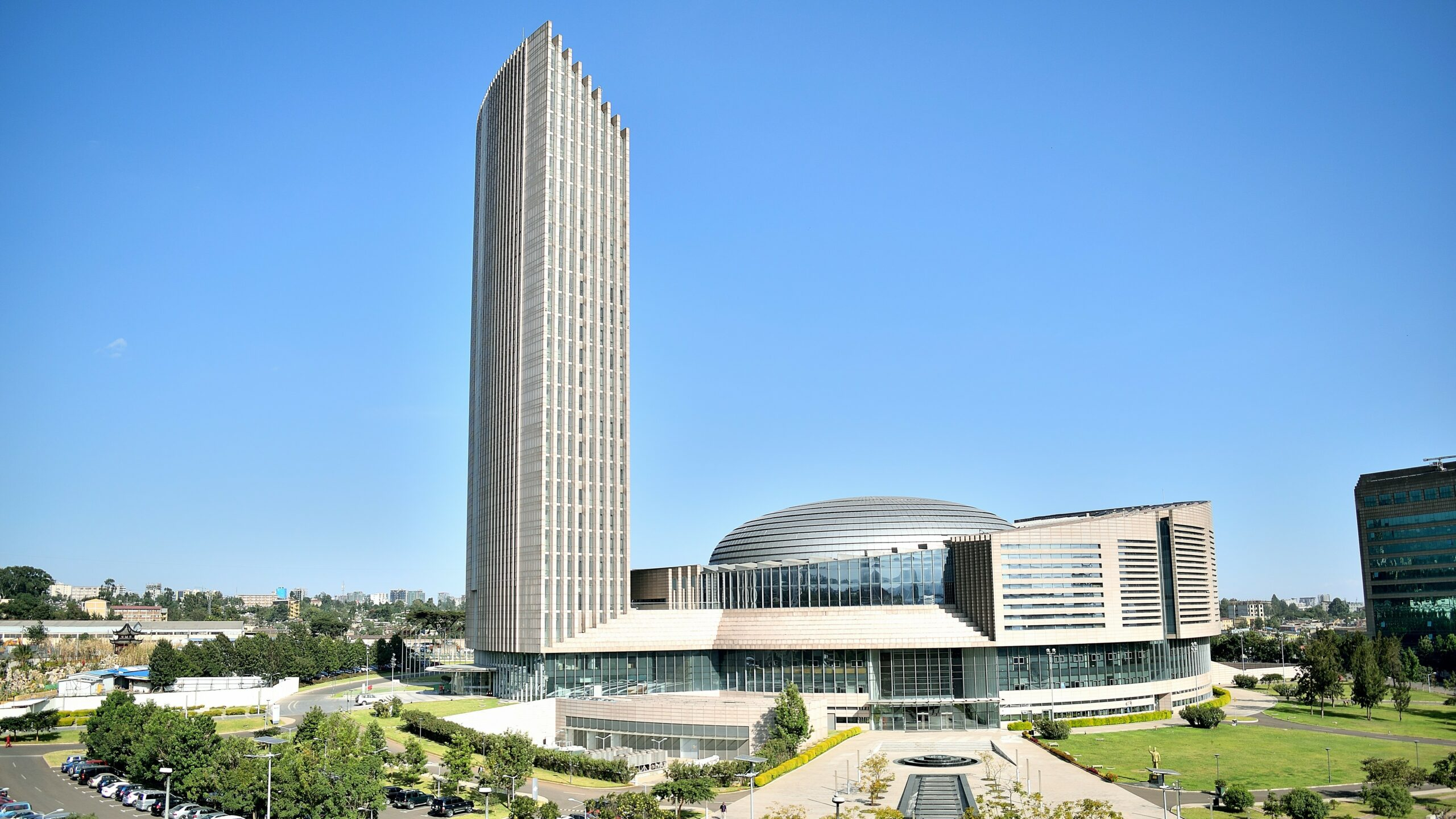 The Atlas Logistic Network is linking Addis Ababa, Ethiopia to the world 1