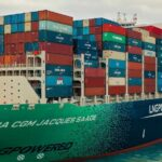 CMA CGM Jacques Saadé sets new world record in Singapore 3