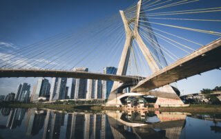 The Atlas Logistic Network is linking Sao Paulo, Brazil to the world 7