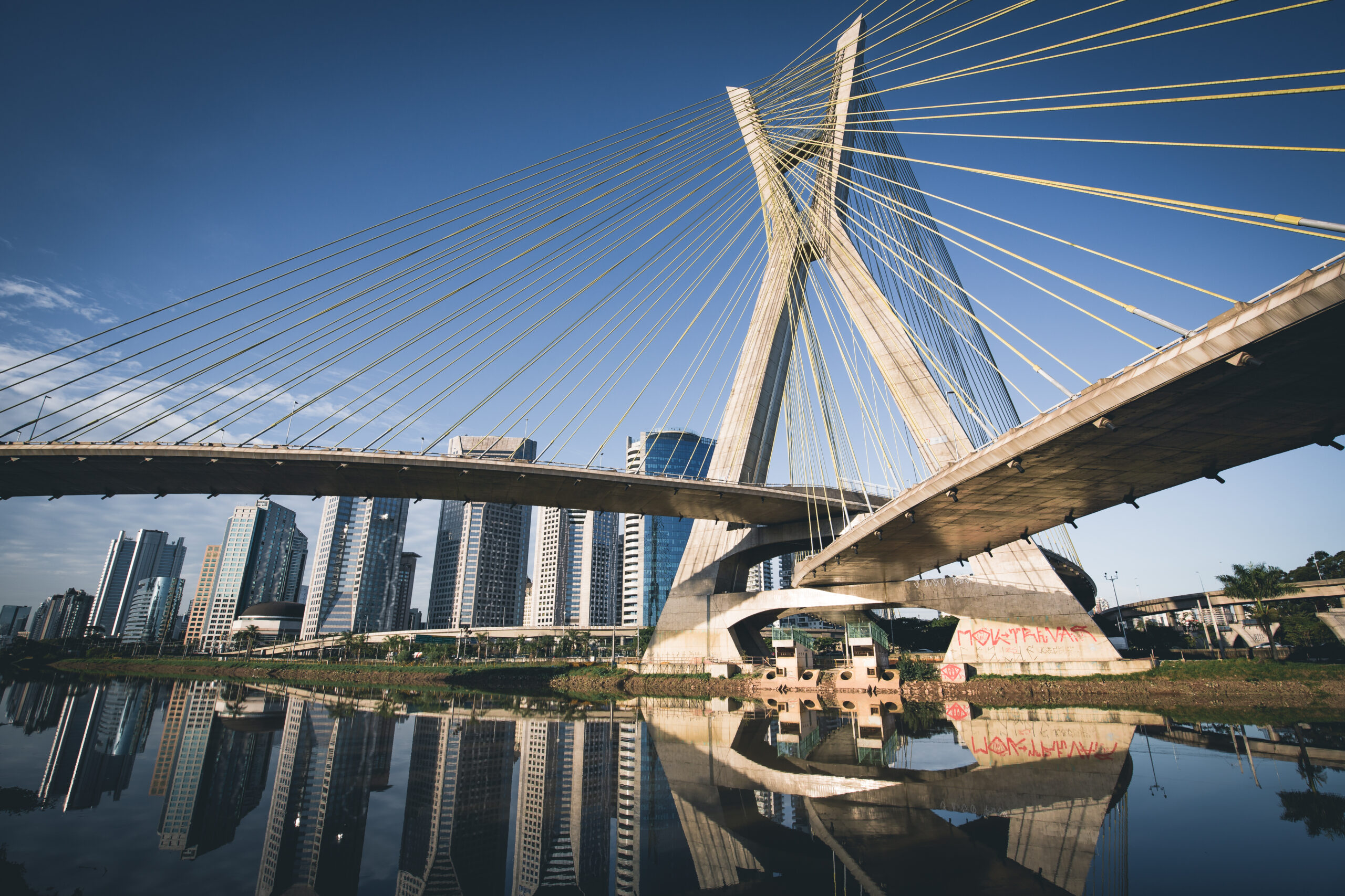 The Atlas Logistic Network is linking Sao Paulo, Brazil to the world 1