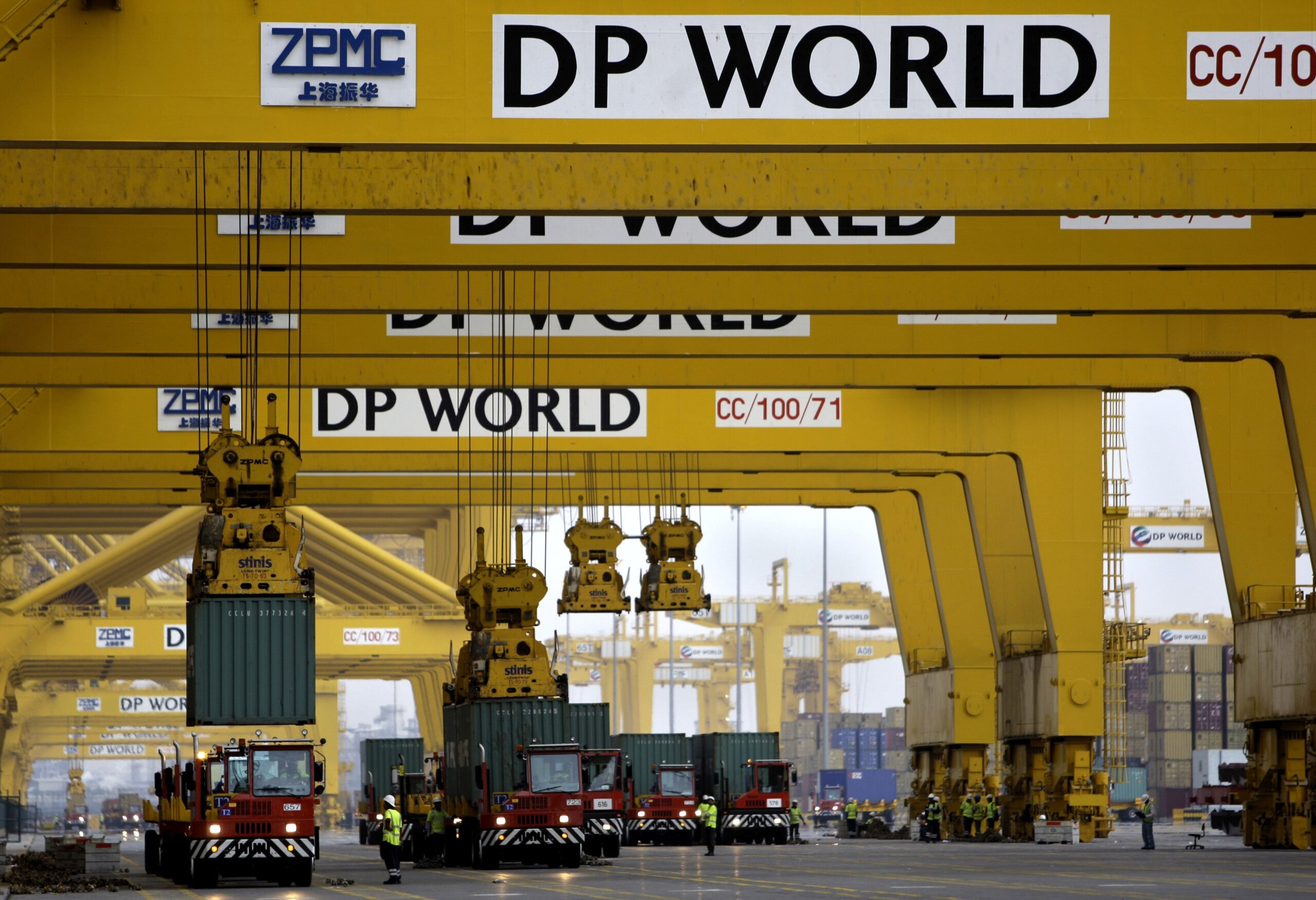 DP World announces volume growth with 3.1% in Q3 2020 1