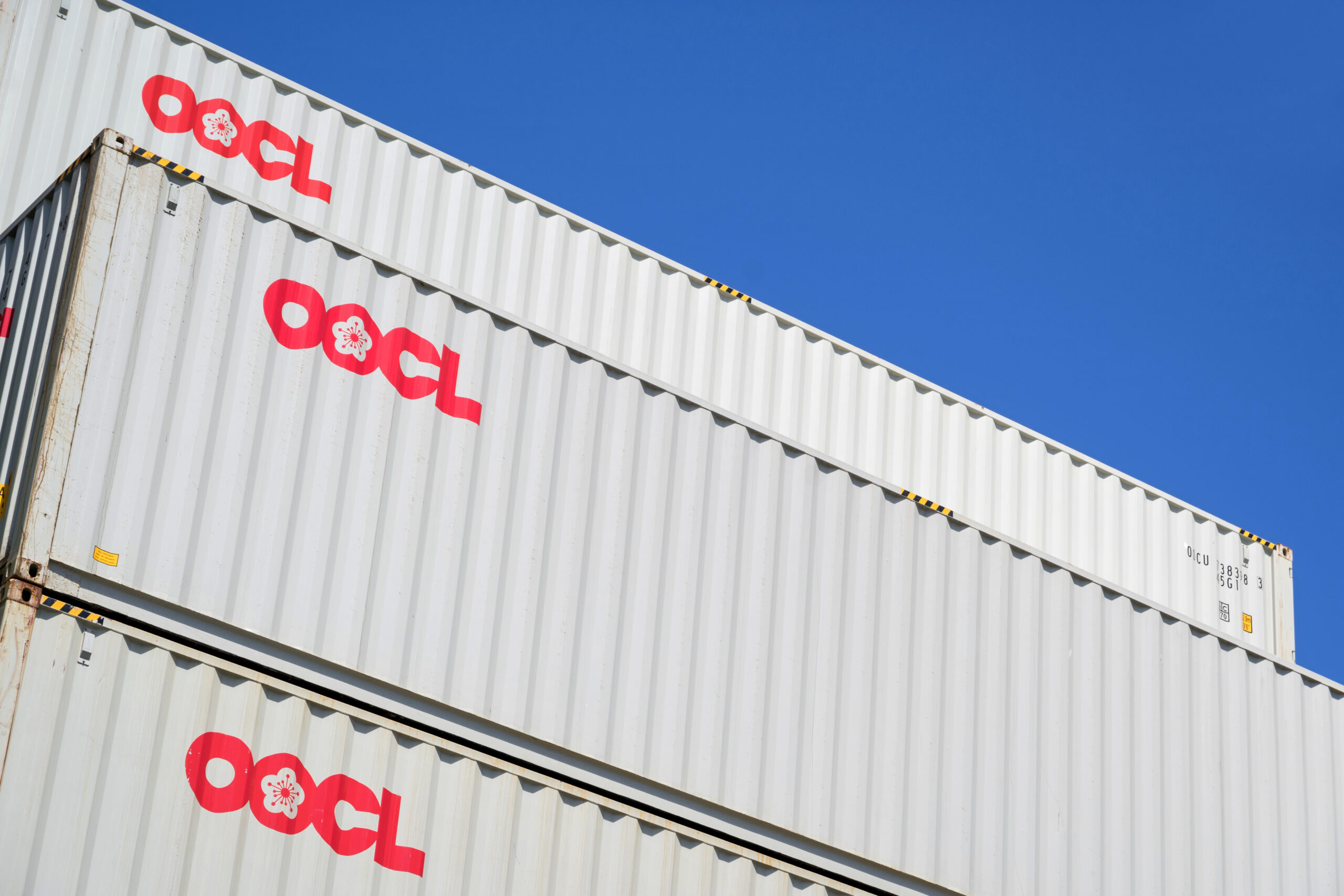 OOCL reports rising revenues with 16.3% 1