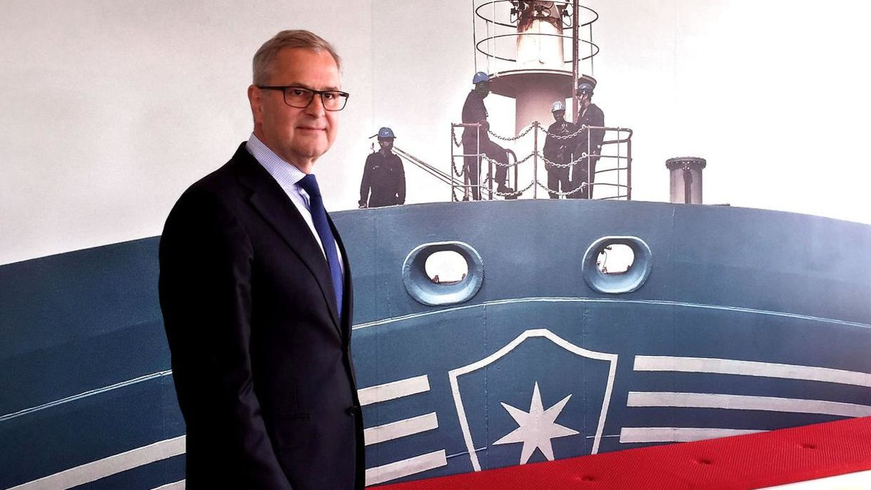 AP Moller-Maersk restructuring leads to 2.000 staff being dismissed 1