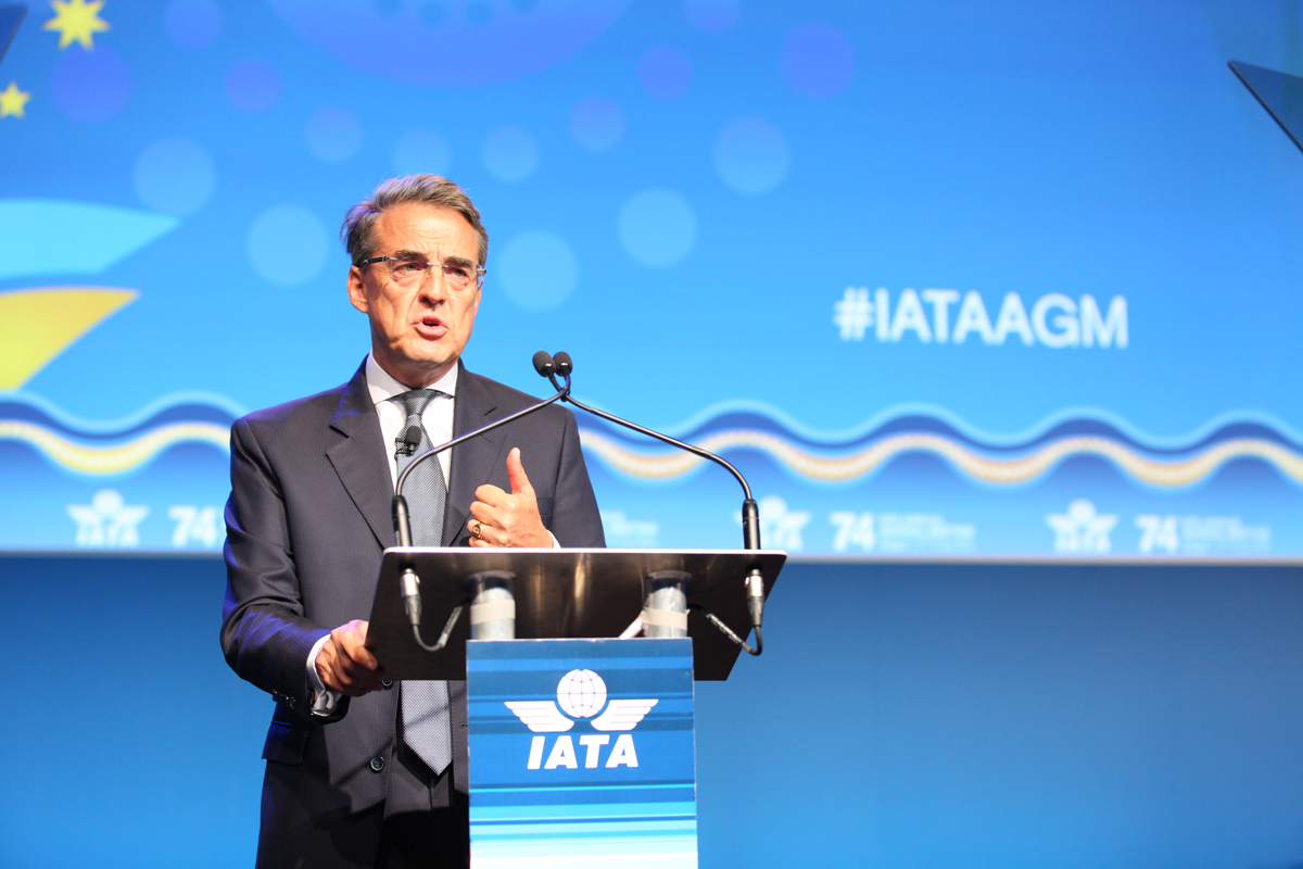Alexandre de Juniac stepping down as DG and CEO of IATA 1