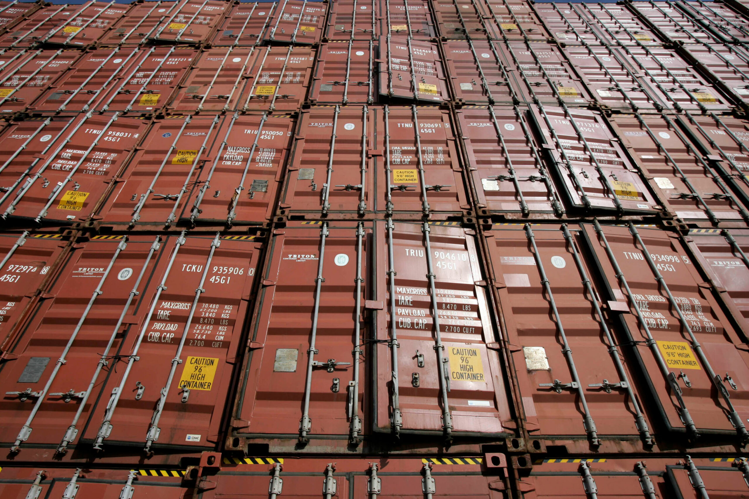 Container spike projected till February 2021 1