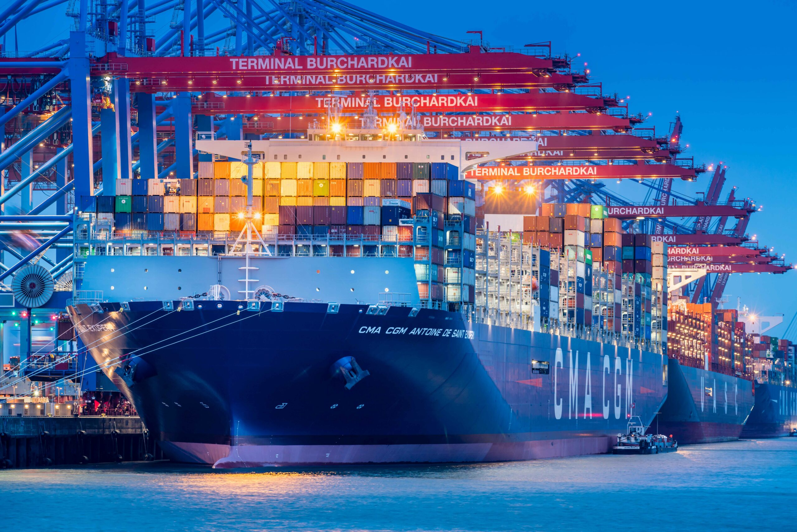 CMA CGM injects additional capacity on Asia-Europe trade 1