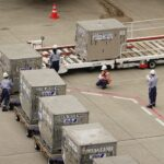 November's air cargo volumes not as expected 2