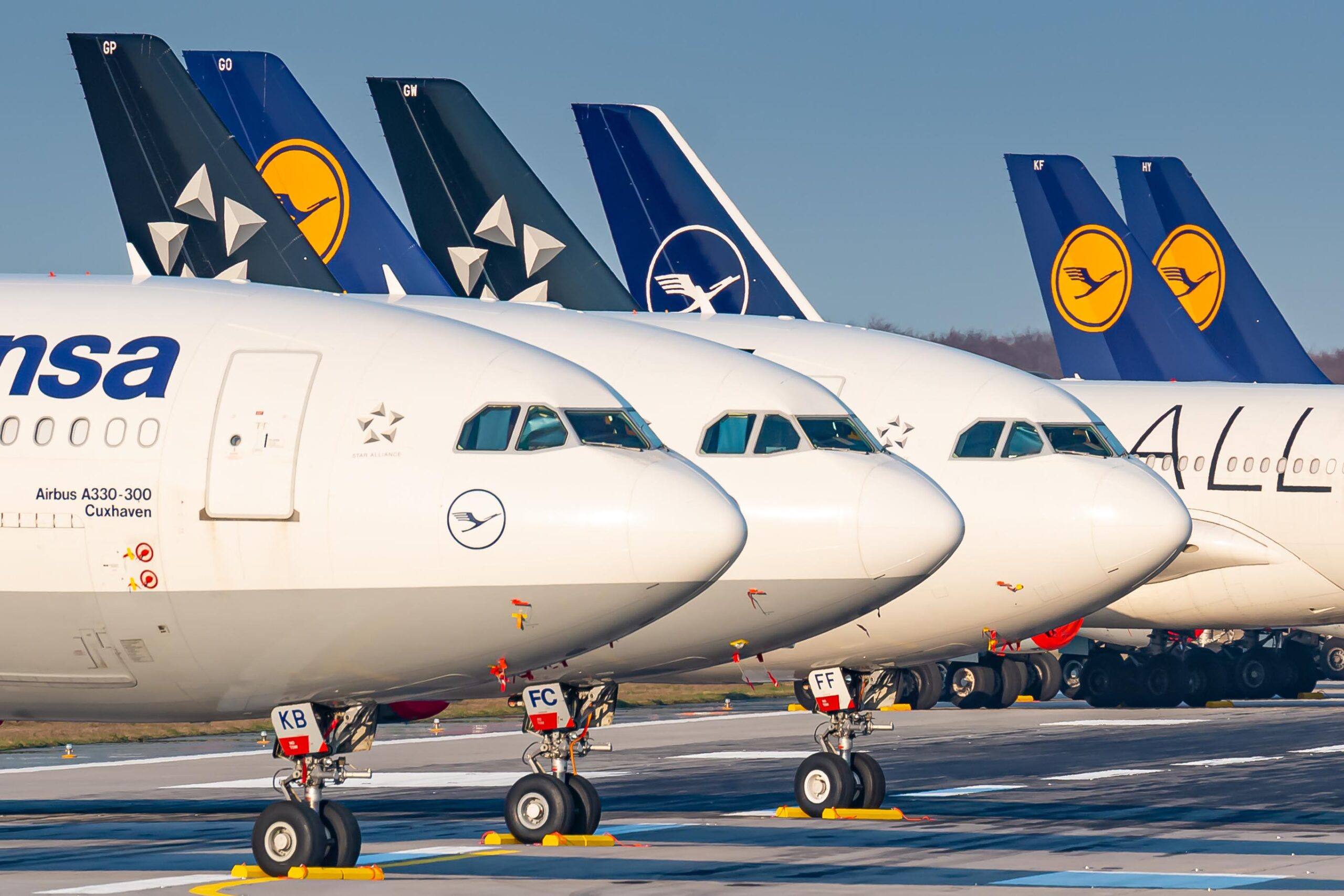 Another 40.000 jobs at risk with Lufthansa Group 1