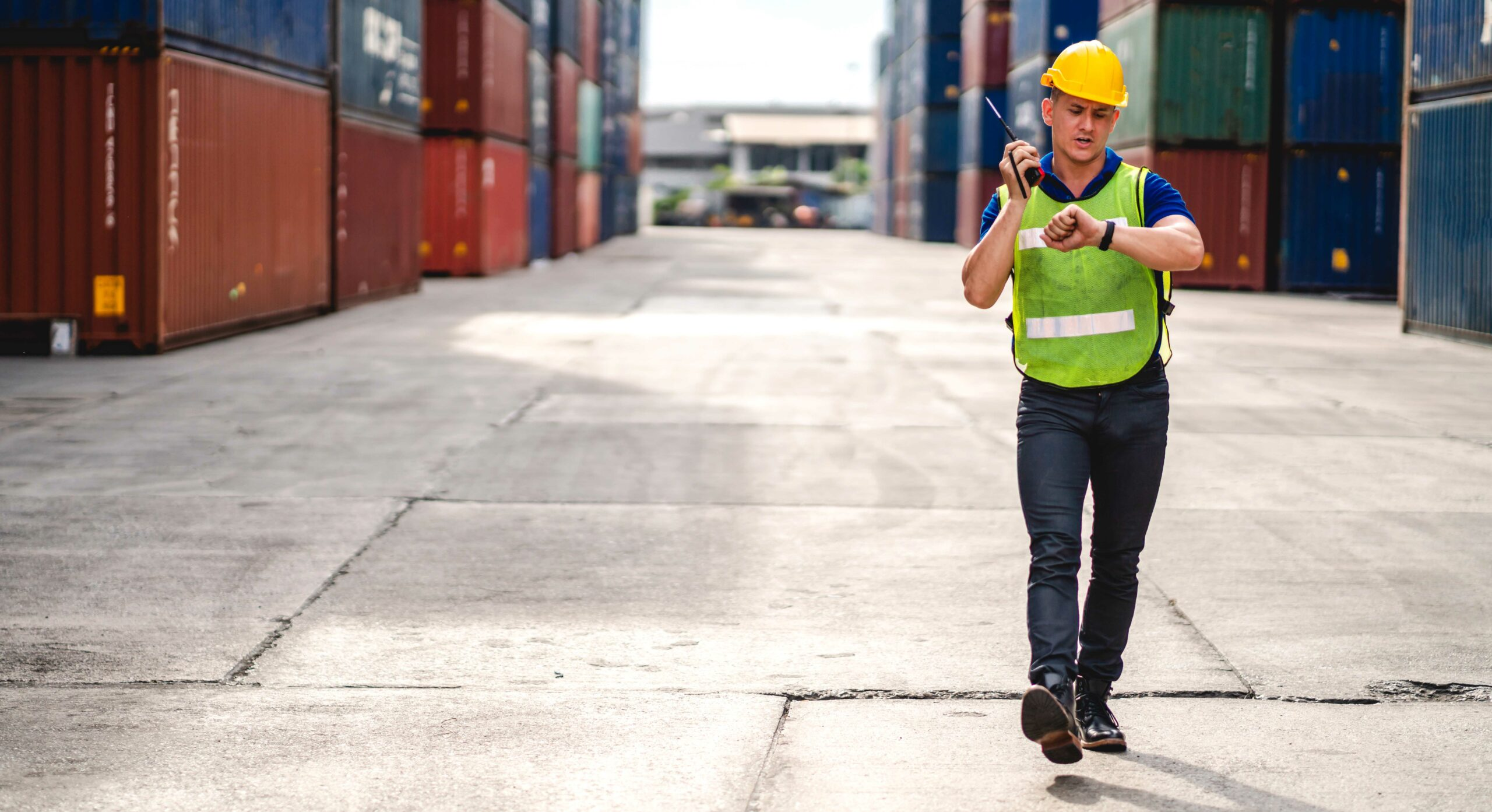 Lack of empty container equipment is damaging the supply chain 1