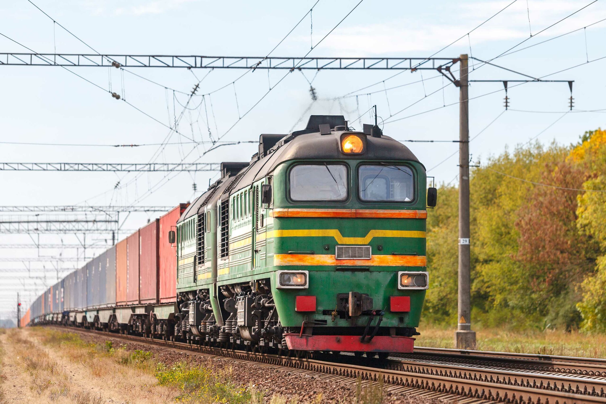 Railfreight Asia-Europe moved 500.000 TEU since January 2020 1