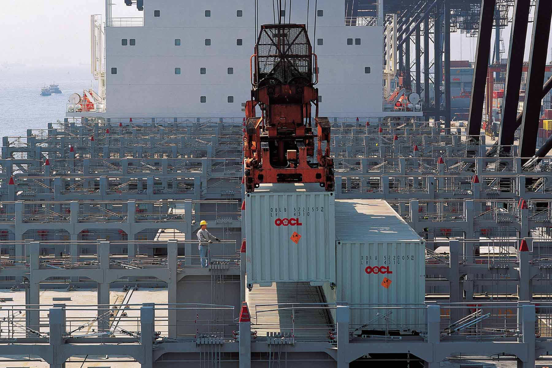 OOCL reports increased revenues by 51% in Q4 2020 1