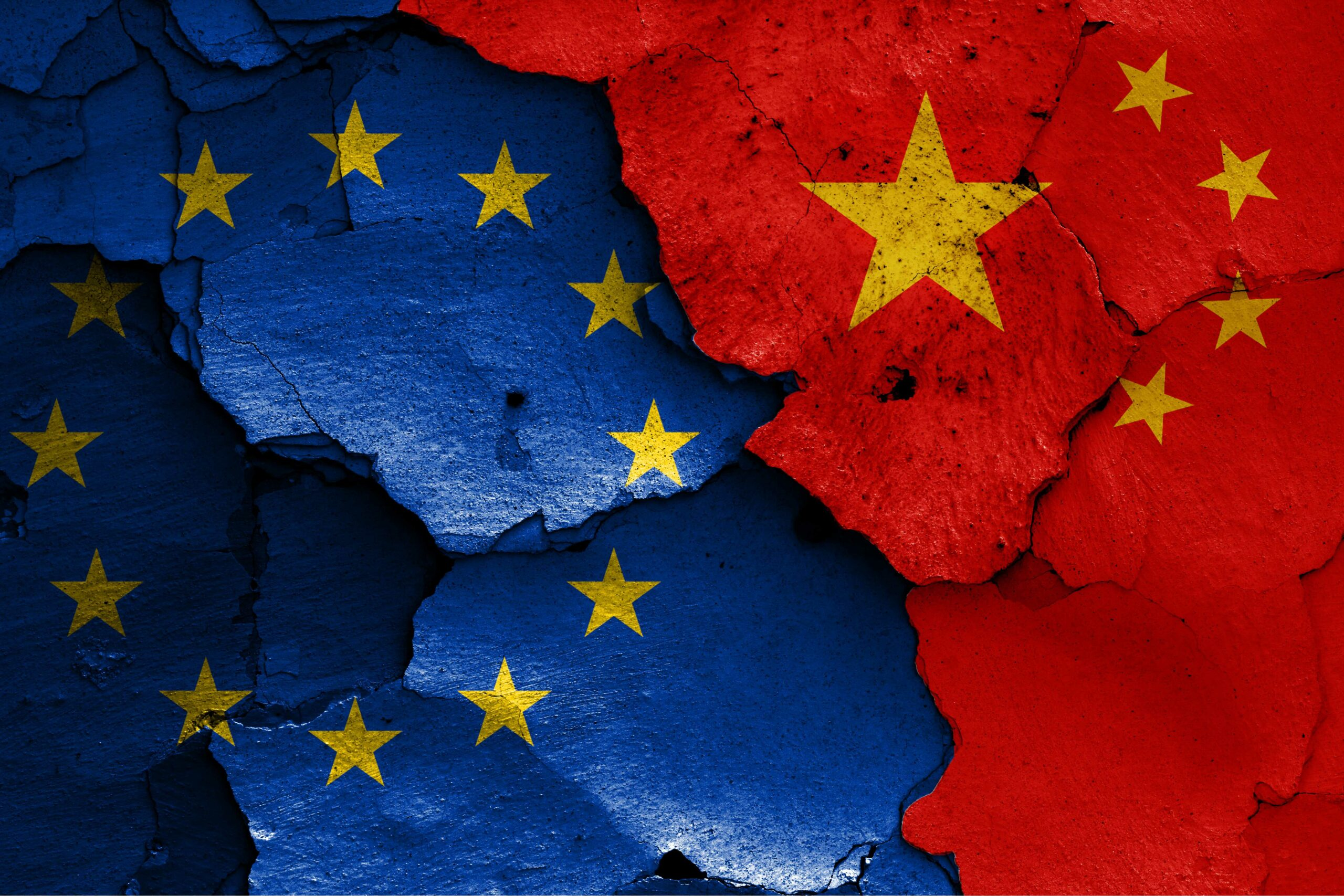 EU and China take off on new trade agreement 1