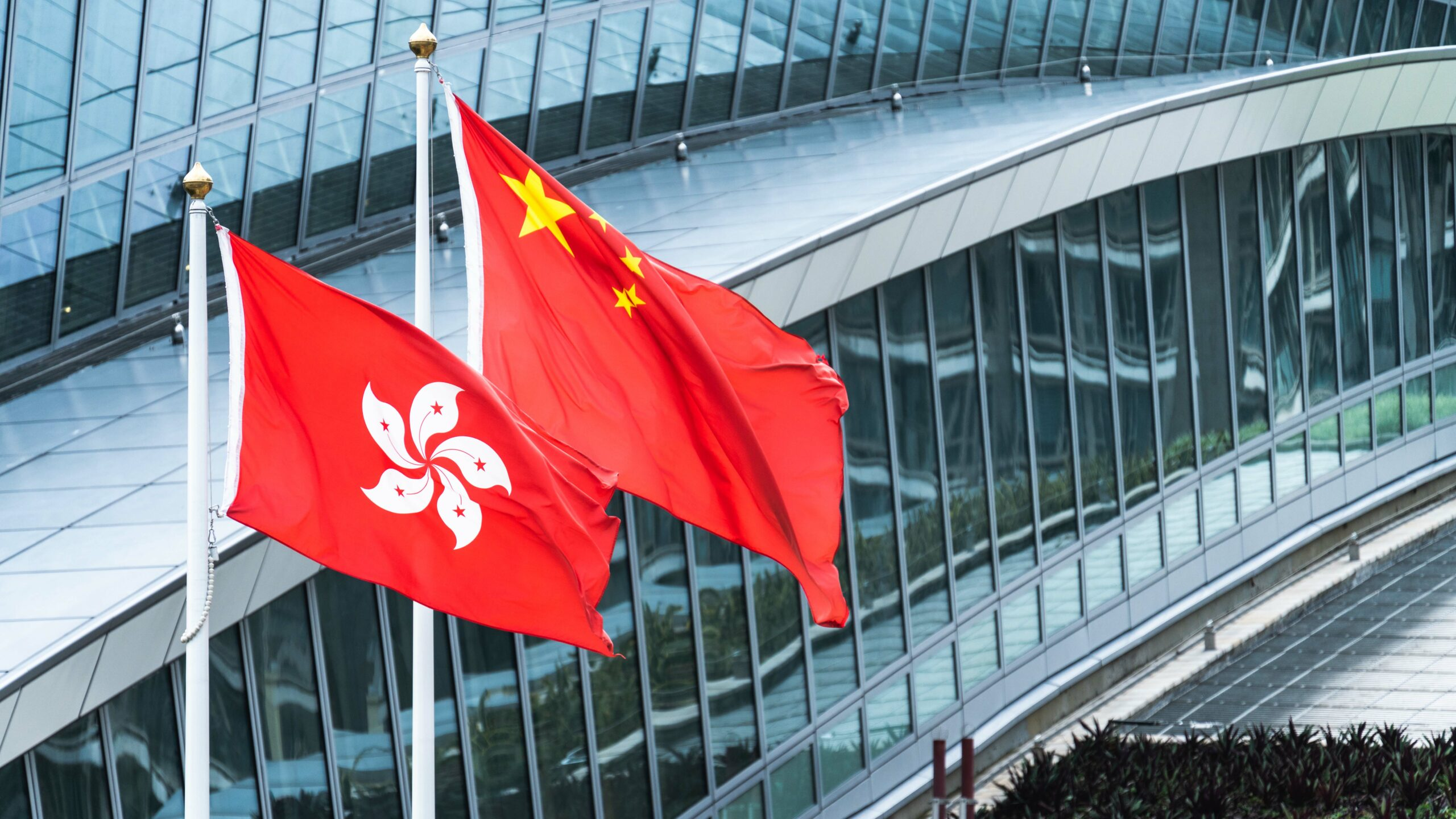 Negative business forecast for Hong Kong 1