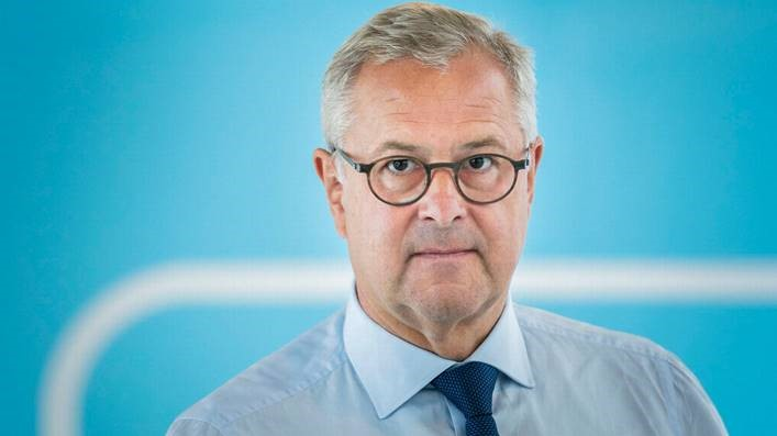 Søren Skou, Maersk CEO expects new ship orders in 2023 to have net-zero CO2 emissions 1