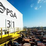 Port of Singapore drops with 0.9% on volumes in 2020 5