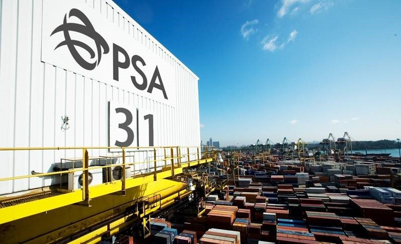 Port of Singapore drops with 0.9% on volumes in 2020 1