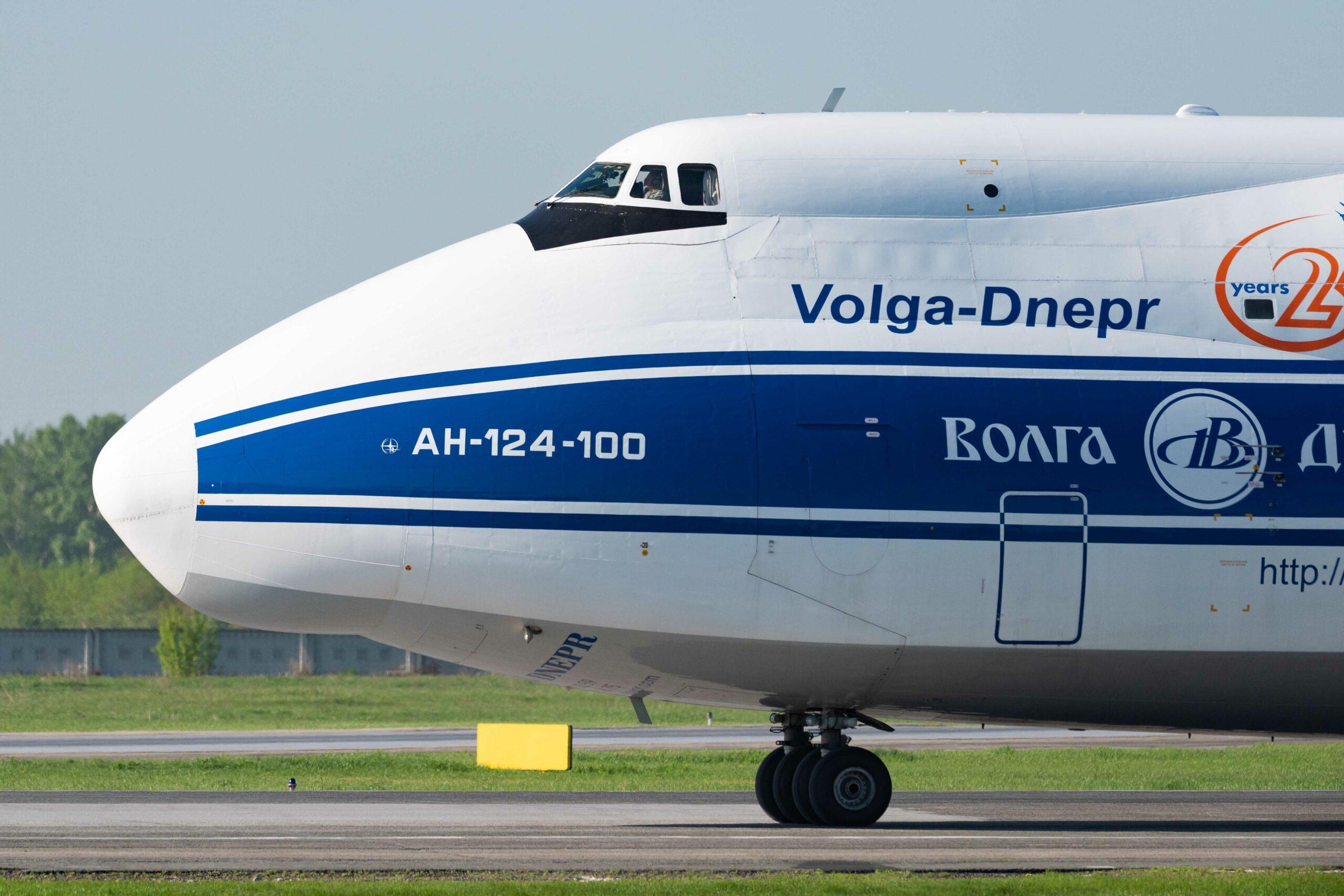 Volga-Dnepr back in business after grounding last November 1