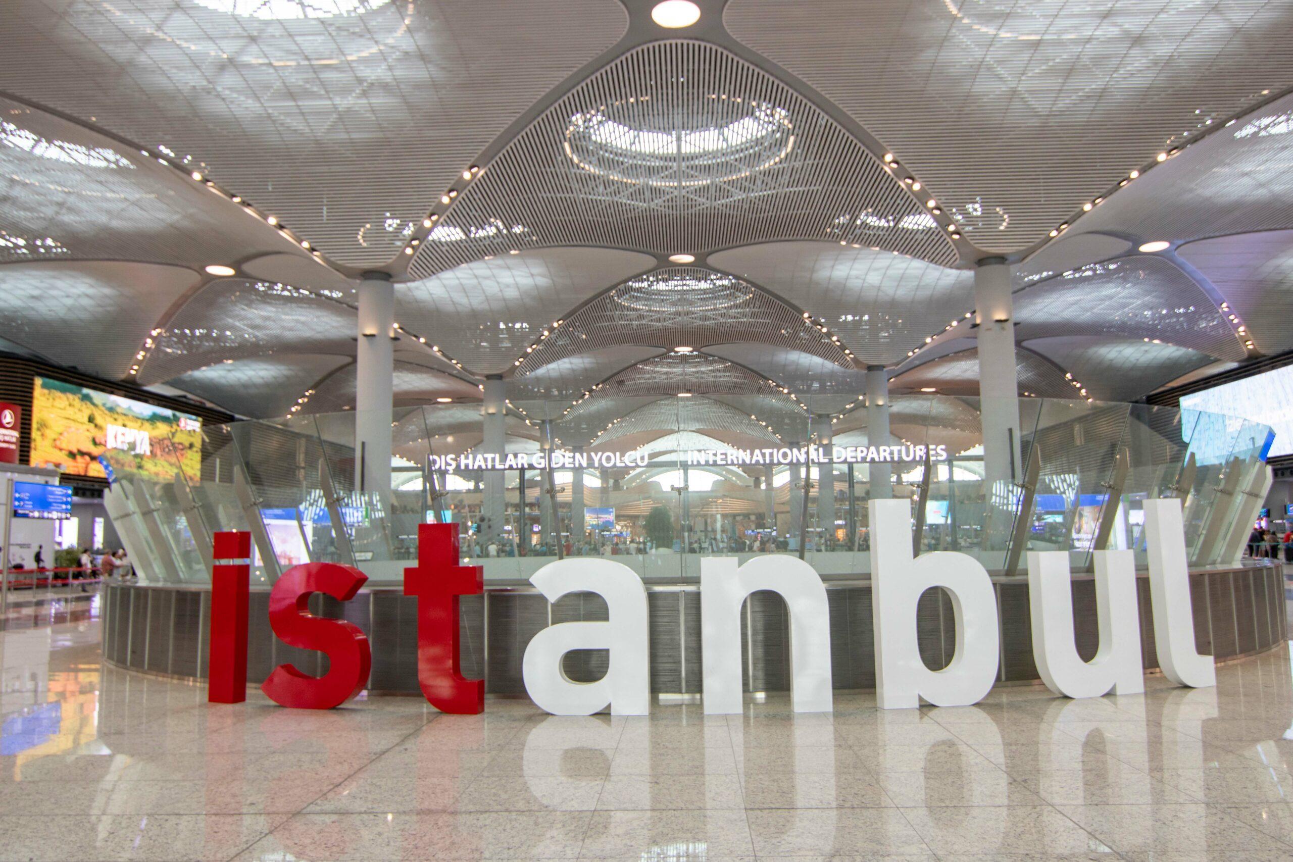 Istanbul ranked #1 European airport in 2020 1