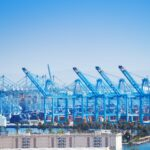 Long Beach port moves 8.1 million TEU during 2020 7