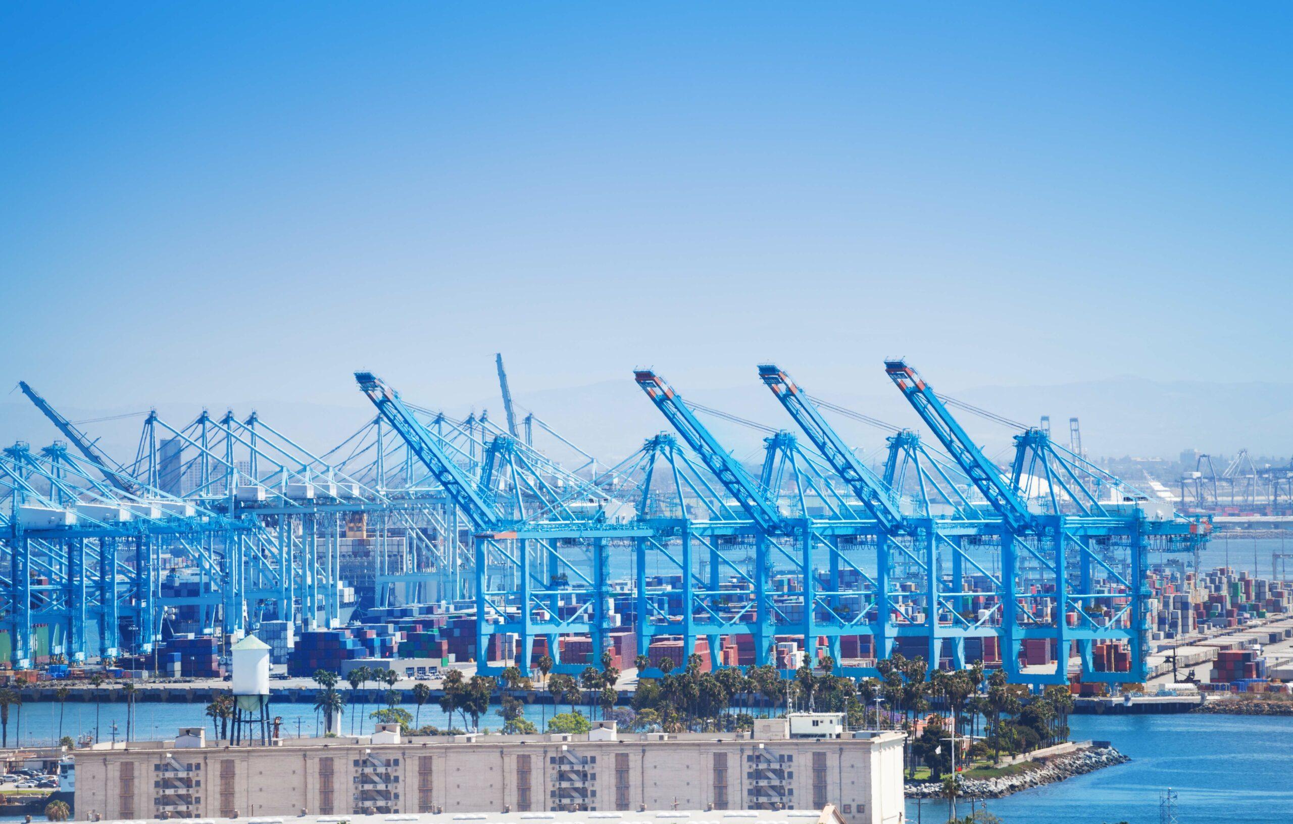 Long Beach port moves 8.1 million TEU during 2020 1